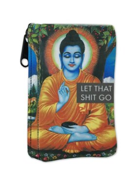 Let Sh*t Go Zipper Pouch