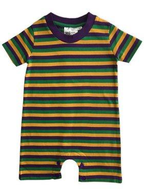 Thin Stripe Mardi Gras Jumper