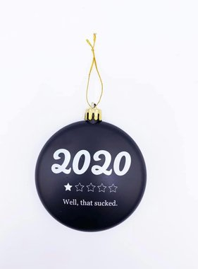 2020 One Star Ornament