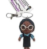 Rosa Parks Keychain