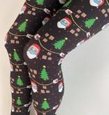 COVID Christmas Leggings