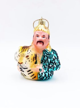 Tiger King Ornament