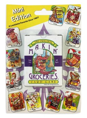 Making Groceries Card Game, Mini
