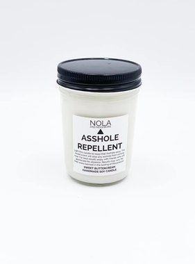 Asshole Repellent Candle