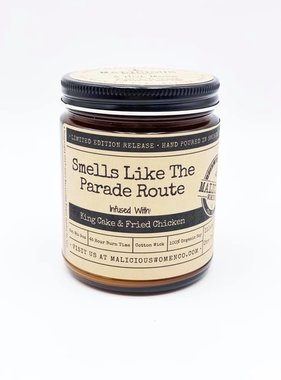 Parade Route Candle