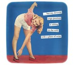 Anne Taintor Yoga Mini Tray