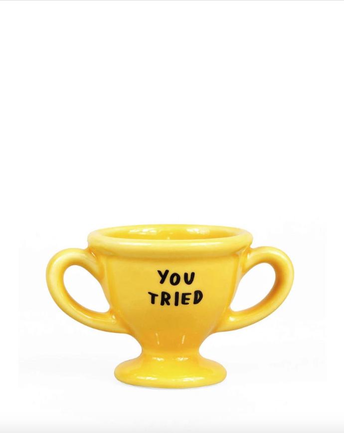 You Tried Mini Trophy