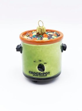 Crock Pot Ornament