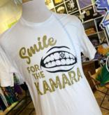 Smile For The Kamara Tee