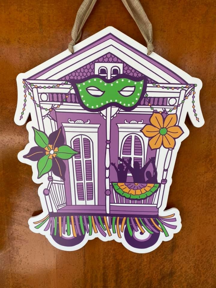 House Float Door Hanger