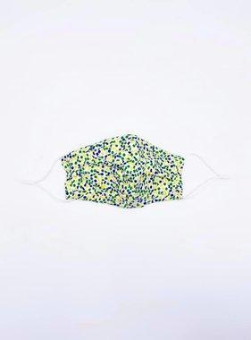 Mardi Gras Drinking Face Mask, Confetti