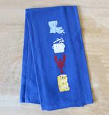 Crawfish Love Flour Sack Towel
