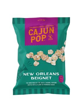 Cajun Pop, New Orleans Beignet