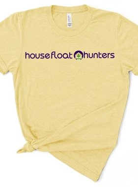 House Float Hunters Tee