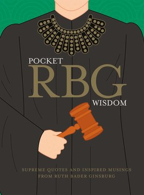 RBG Pocket Wisdom Book