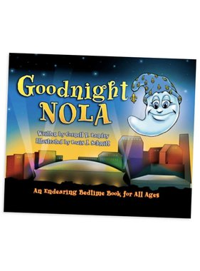 Goodnight NOLA Children's Book