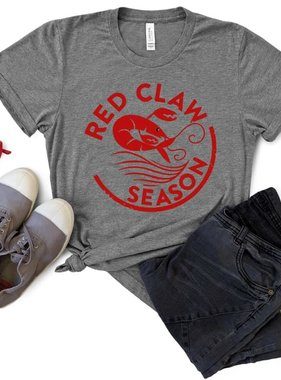 Red Claw Season Tee