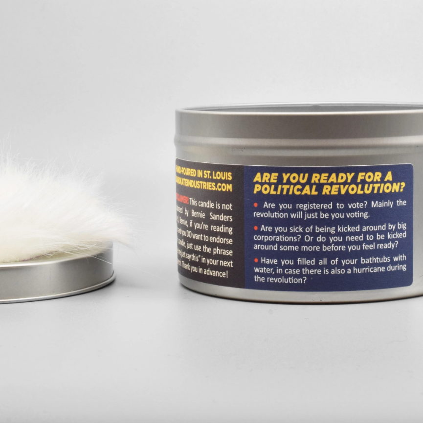 Bernie Scented Candle