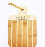 Wood Skyline Cutting Board