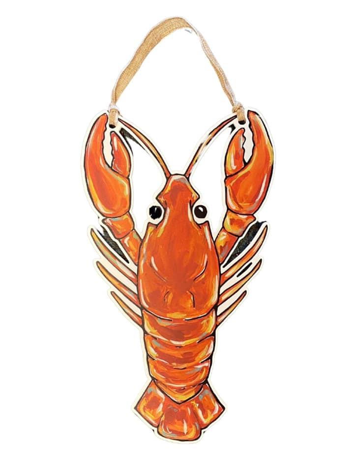 Crawfish Door Hanger