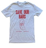 Save Our Bars Tee