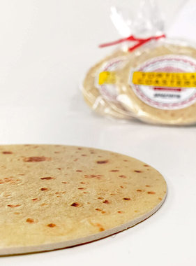 Tortilla Coaster Set