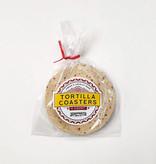 Tortilla Coaster Set