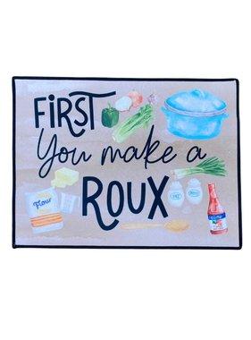 Roux Door Mat