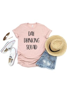 Day Drinking Squad Tee