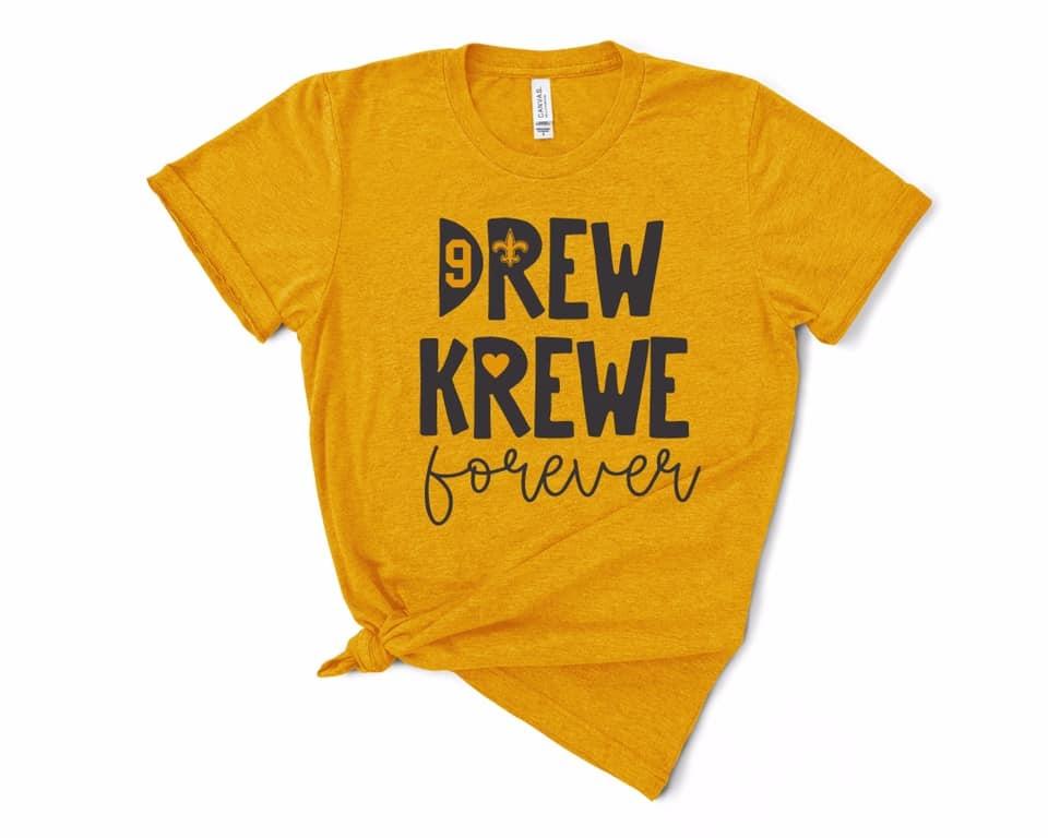 Drew Krewe Forever Tee