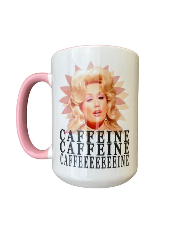 Dolly Caffeine Mug