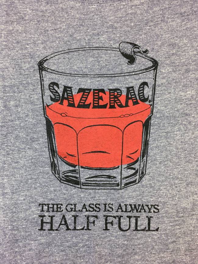 Tales Of The Cocktail Sazerac Tee