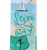 Seize the Bay Towel