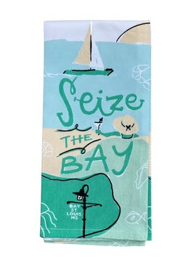 Seize the Bay Towel