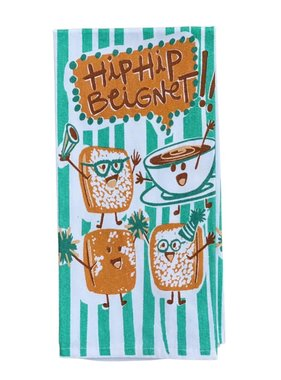 Hip Hip Beignet Towel