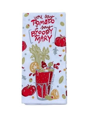 Bloody Mary Towel