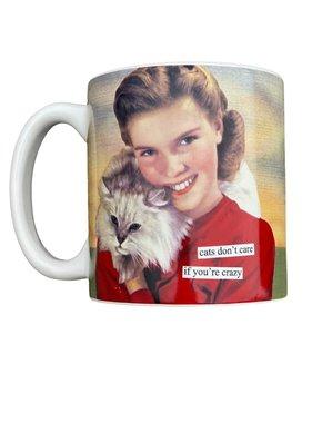 Cats Don't Care Mug