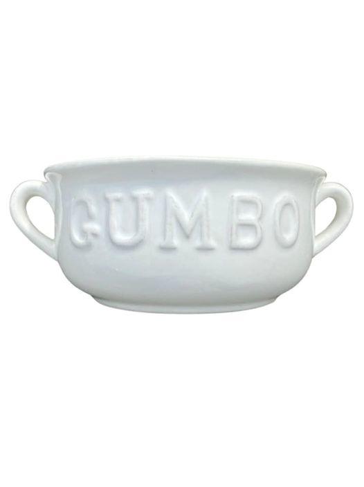 Double Handle Gumbo Bowl