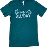 Beignets All Day Tee