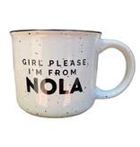 Girl, Please. I'm From NOLA Mug