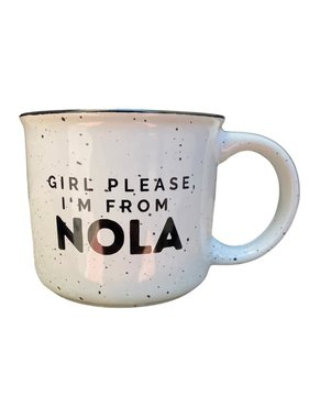 Girl, Please. I'm From NOLA Mug