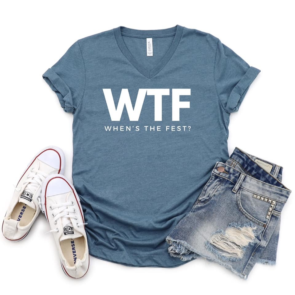 Whens The Fest Tee