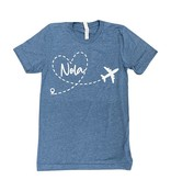 Nola Airplane Tee