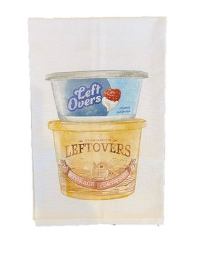 Leftovers Towel