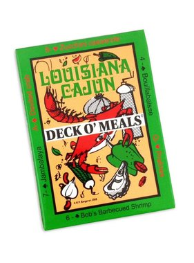 Deck O' Meals Recipe Cards