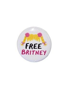 Free Britney Button