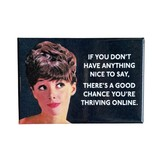 Thriving Online Magnet