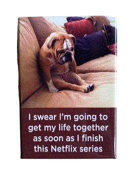 Netflix Series Magnet