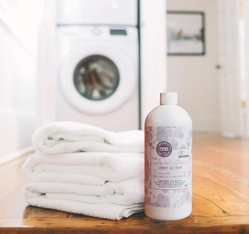 Sweet Grace Laundry Detergent, 32 oz