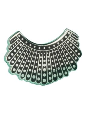 Dissent Collar Pin